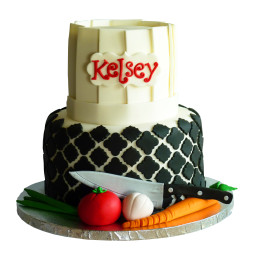 A cake for the chef