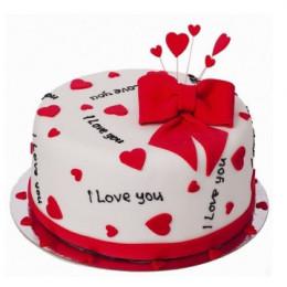 Торт праздничный для самых любимых
