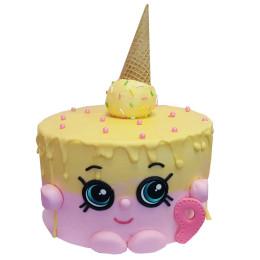 "Детский торт ""Мороженка"""