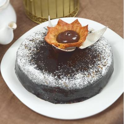 Креп де Пари -шоколадный