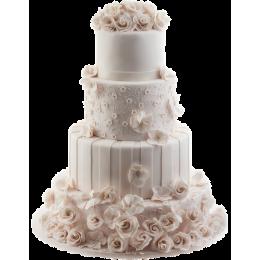 Торт Свадебный  модель 037