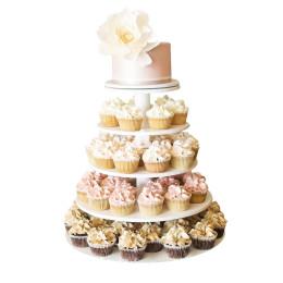 Торт свадебный 13