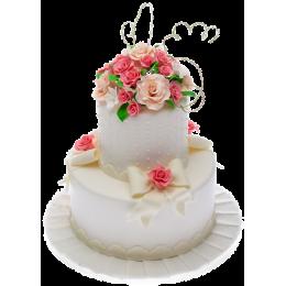 Торт Свадебный  модель 035