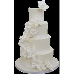 Торт Свадебный  модель 034