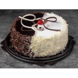 Торт Инь-Янь  (Lola's Cake)