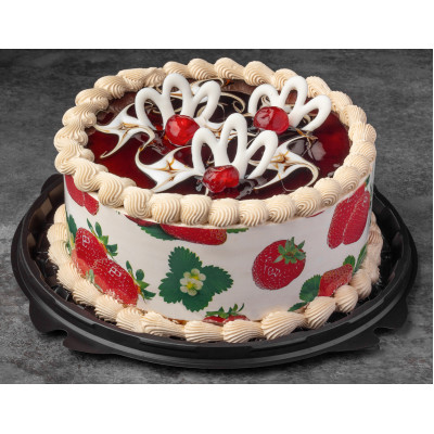 焦糖爵士蛋糕