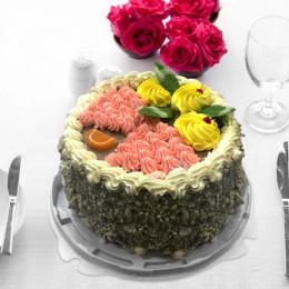 Торт Киевский (Lola's Cake)