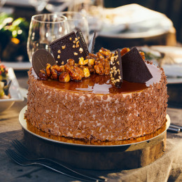Торт Пралине Цюрих