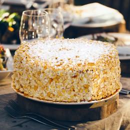 Торт Подарочный / подарок