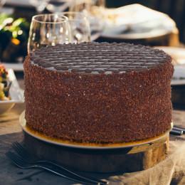 Торт Прага Московский пекарь