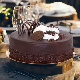 Торт Шоколадный мусс Московский пкарь