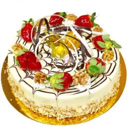 Торт Эстерхази праздничный