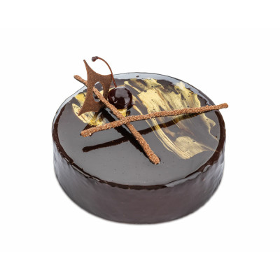 Торт «Чёрная Бургундия»