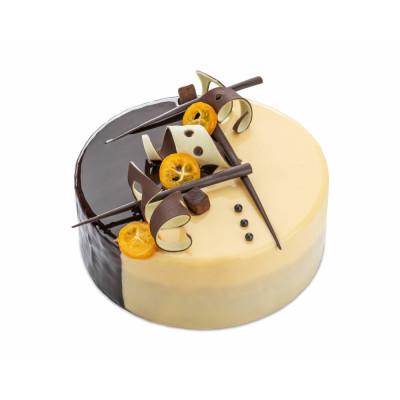 Торт «Манго - шоколад»