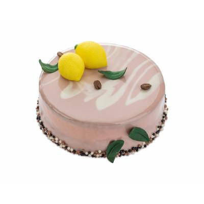 Торт «Венский кофе с лимоном»