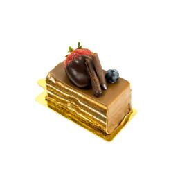 Napoleon with strawberries