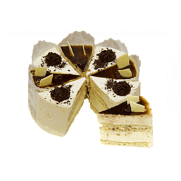 Торт Птичка классическая