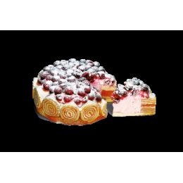 Торт Лесная ягода с вишней