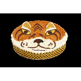 Торт Тигр оригинальный