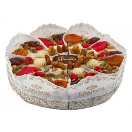 Торт Сказки Востока с курагой и орехами
