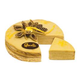 Торт Блинный с медом