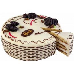 Торт С черносливом оригинальный