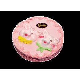 Торт Пятачок оригинальный
